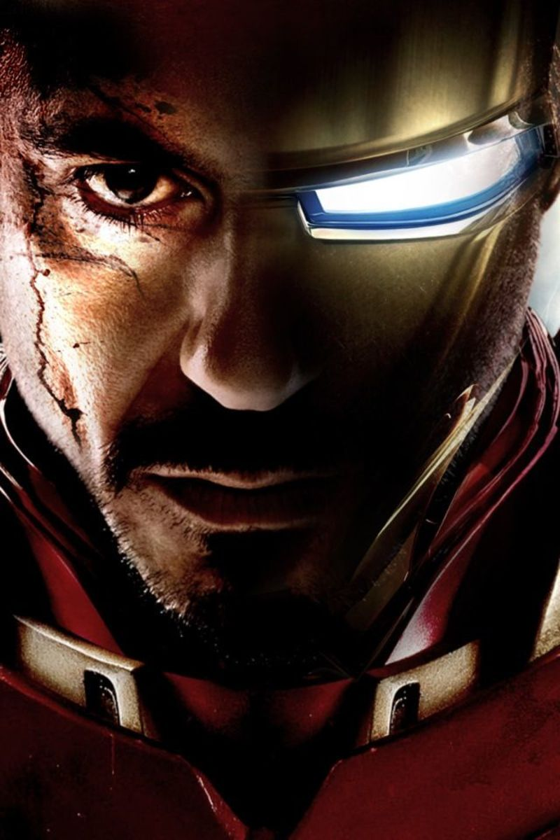 Iron Man Character Development in the Marvel Cinematic Universe: The Man Willing to Lay Down His Life