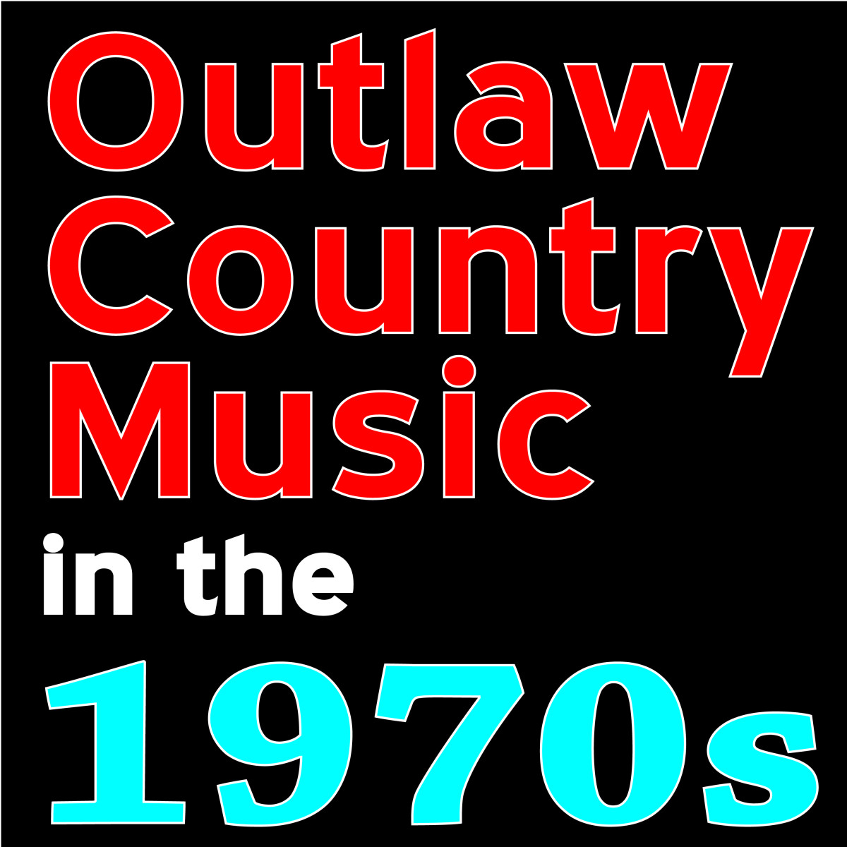 Outlaw Country Music in the 1970s