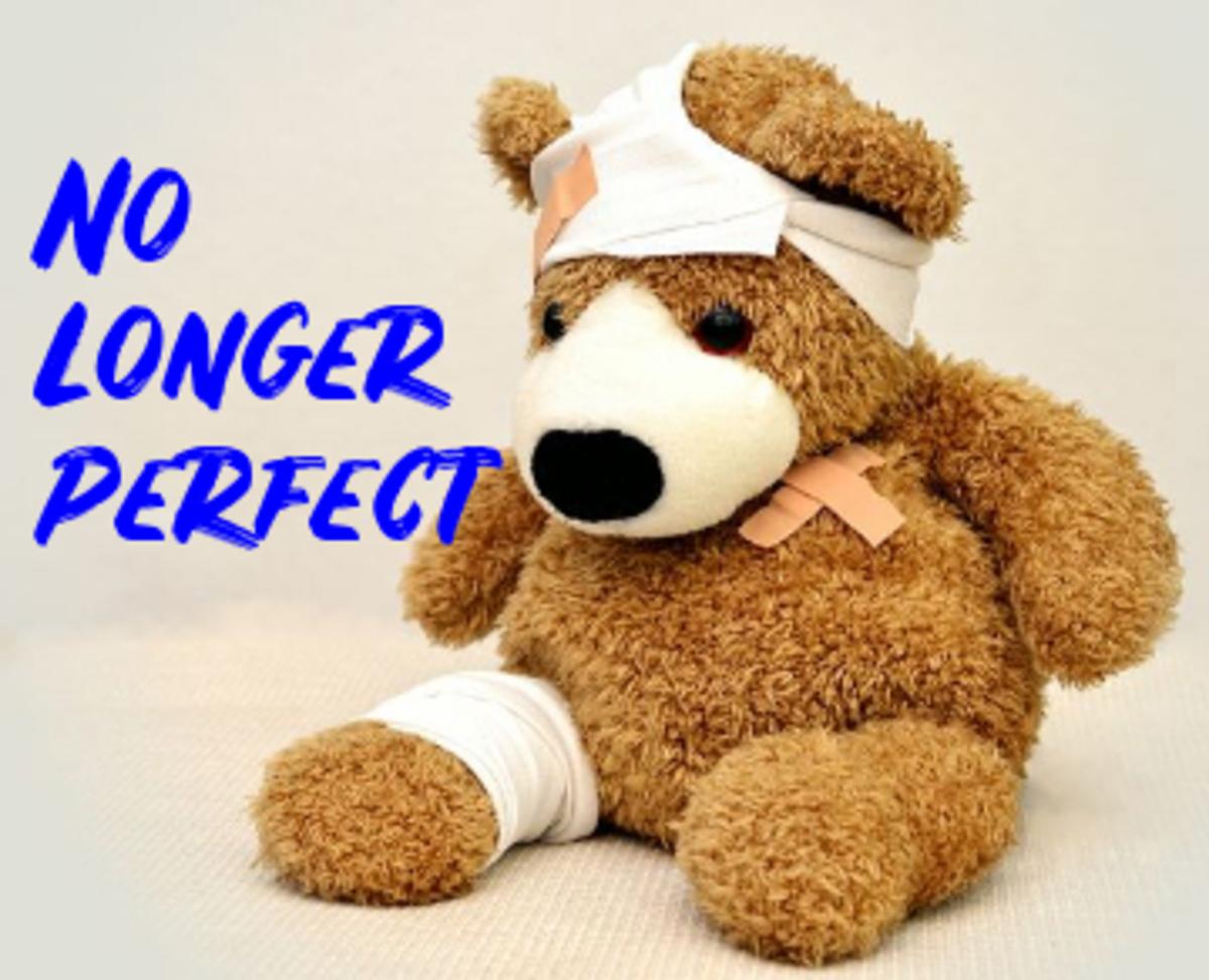 Poem: No Longer Perfect