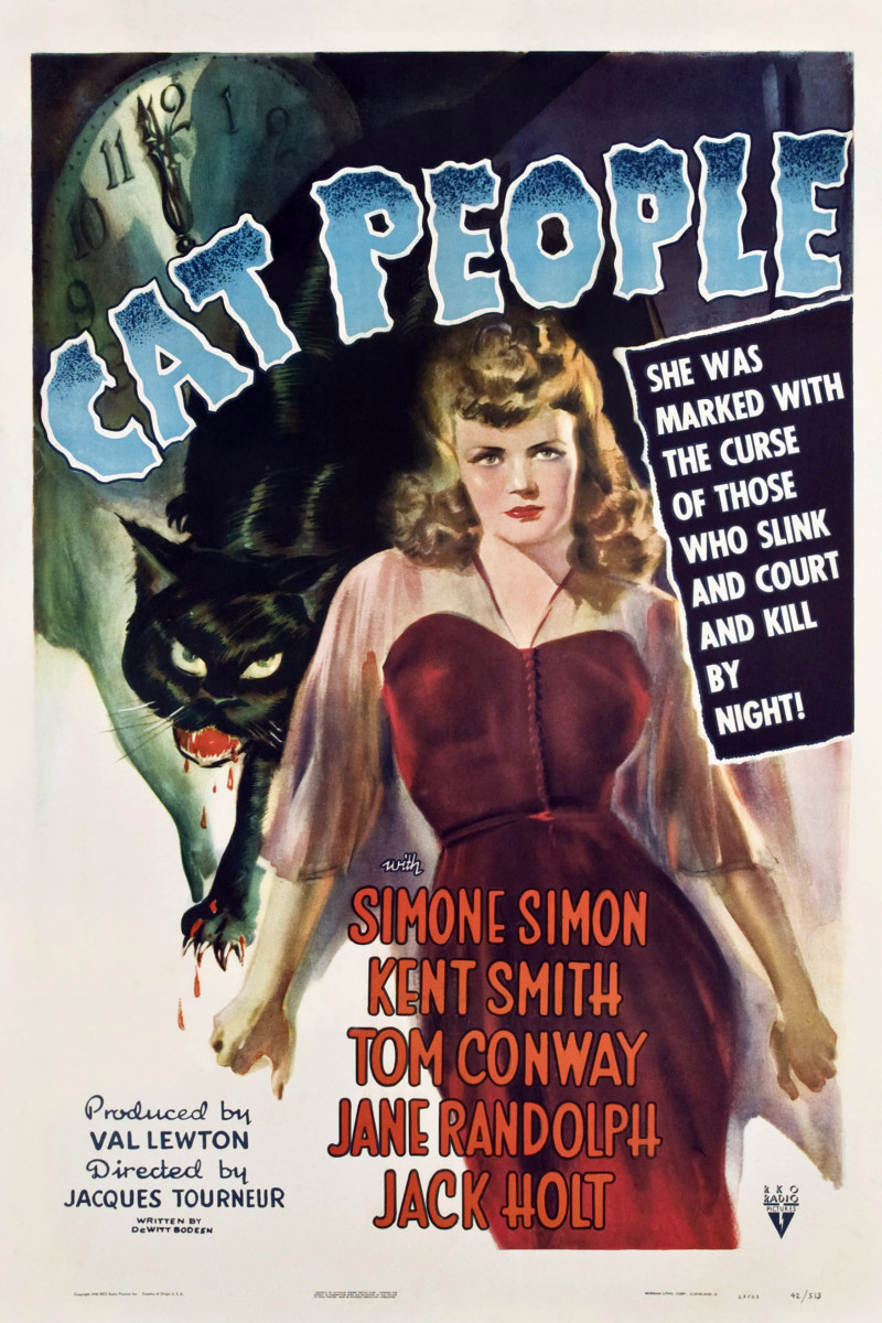 Should I Watch..? 'Cat People' (1942)