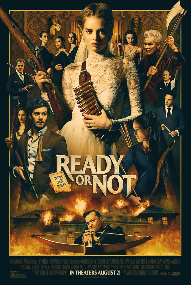 "Movie Review: ""Ready or Not"""