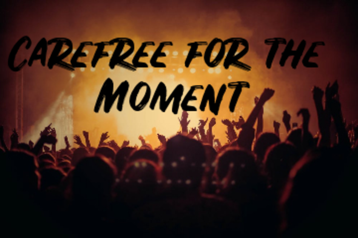Poem: Carefree for the Moment