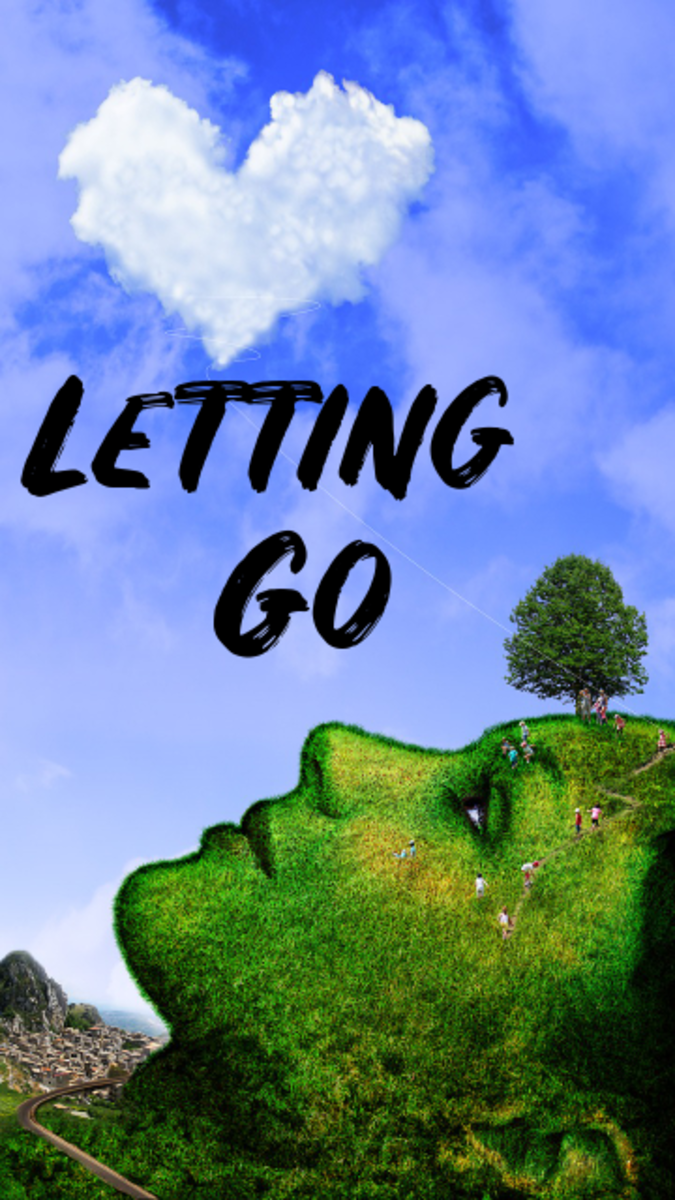 Poem: Letting Go