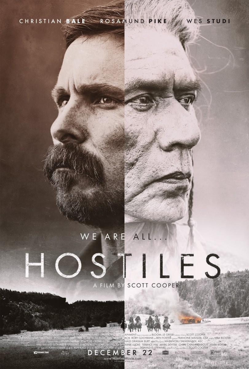 "Movie Review: ""Hostiles"""