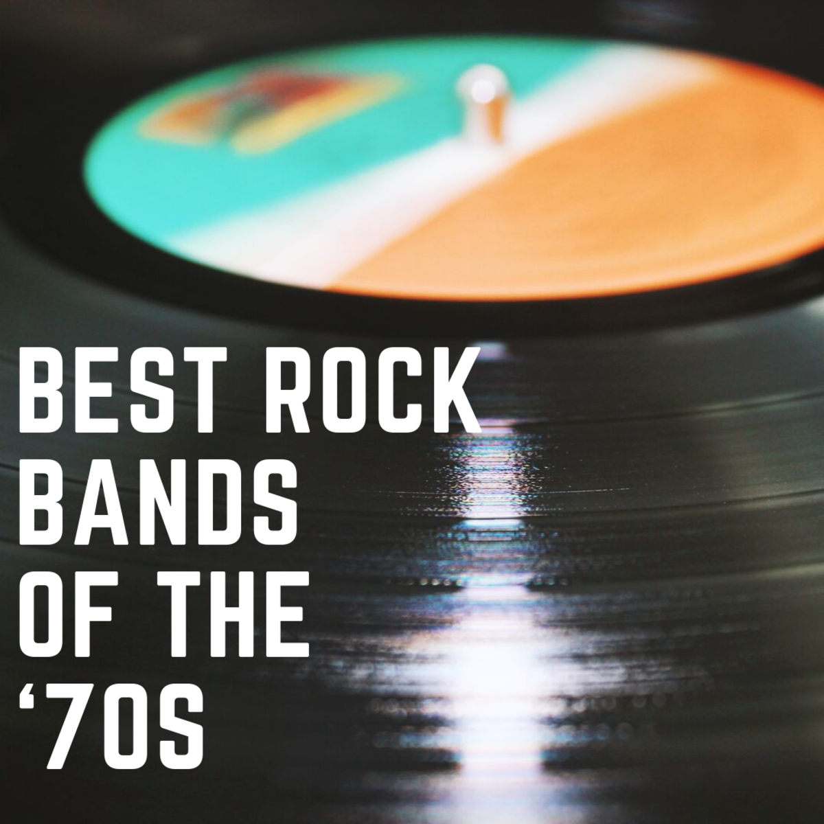 100 Best Rock Bands of the '70s