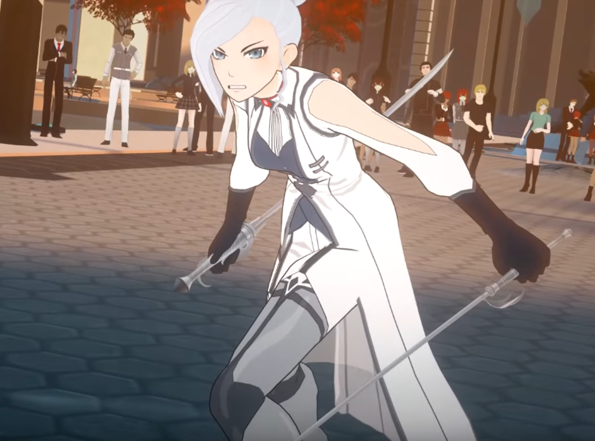 "Top 10 Strongest ""RWBY"" Characters"