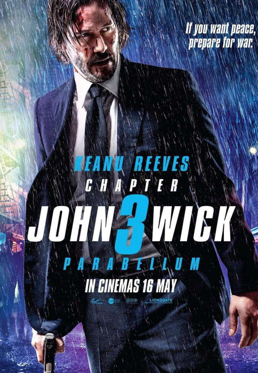 Should I Watch..? 'John Wick: Chapter 3 - Parabellum'
