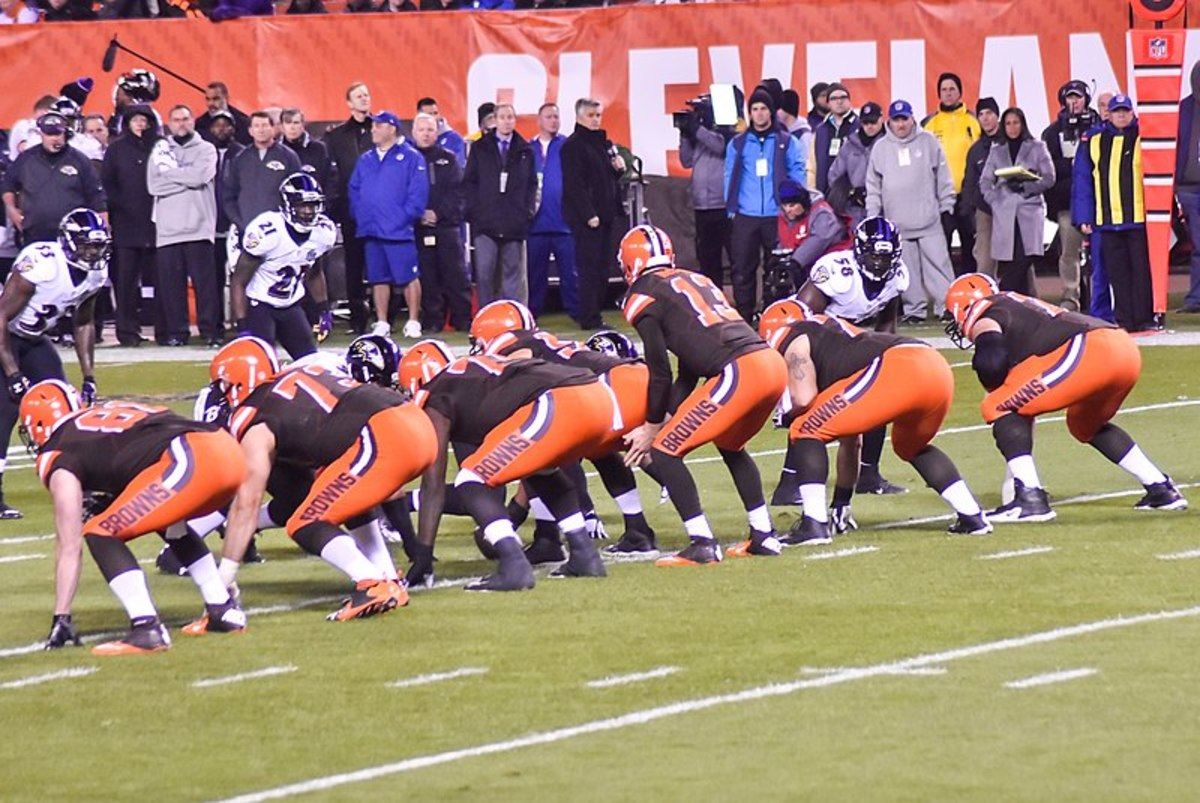 The Browns and Ravens are formidable AFC North opponents.