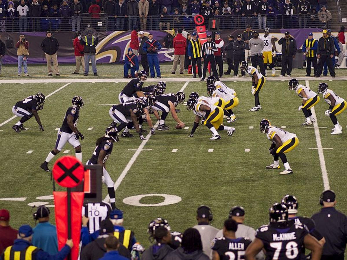 The Baltimore Ravens are the Steelers' biggest rival.