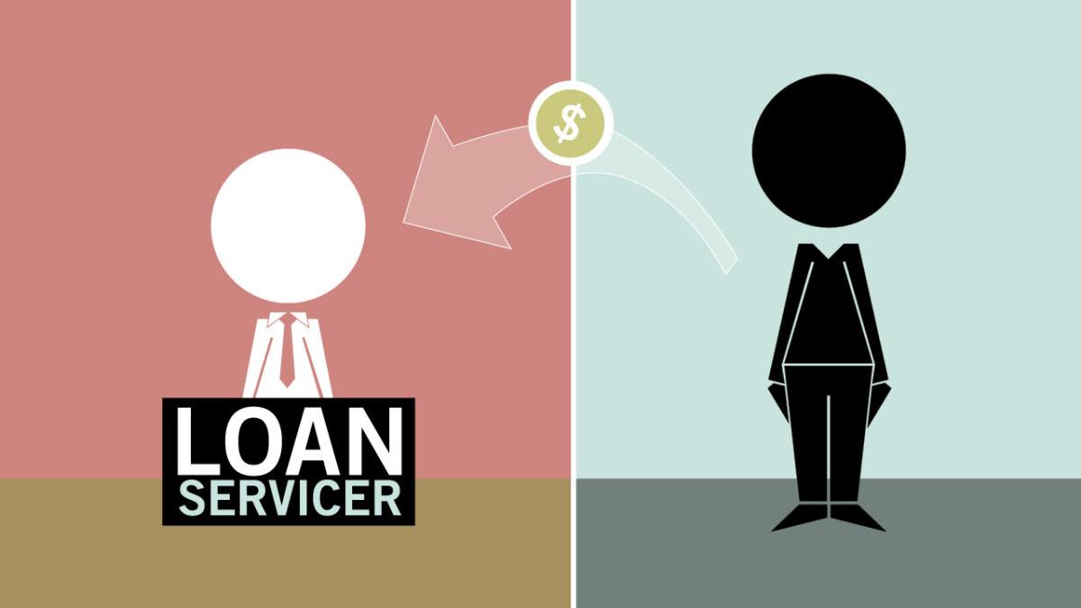 抵押贷款服务机构