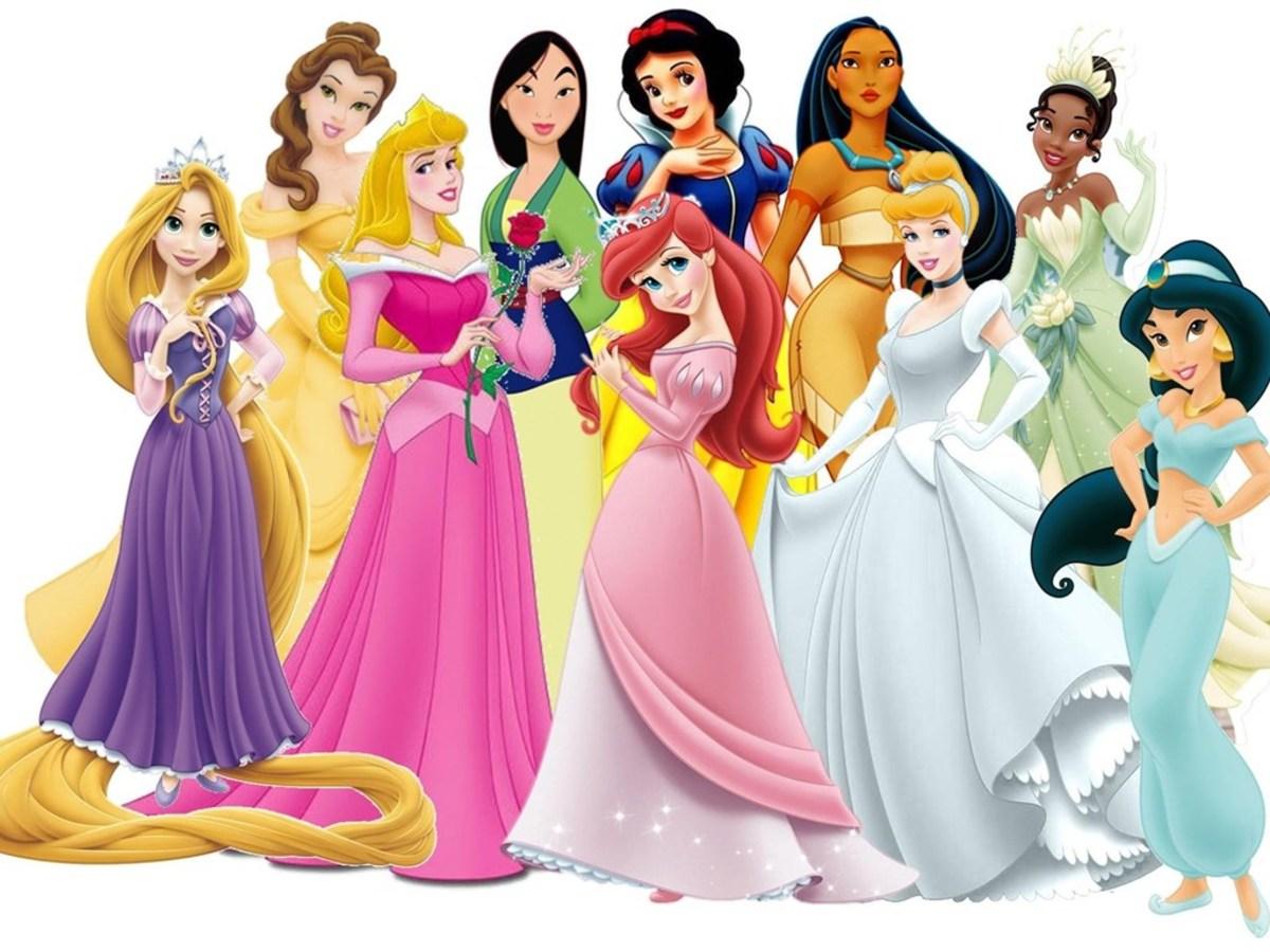 Do Disney Princesses Send the Wrong Messages? | ReelRundown
