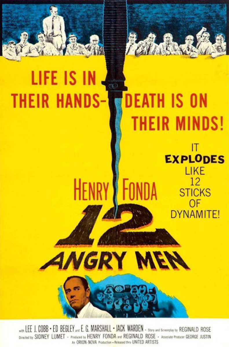 Should I Watch..? '12 Angry Men' (1957)