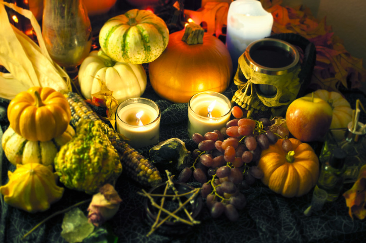 Celebrating the Fall Equinox