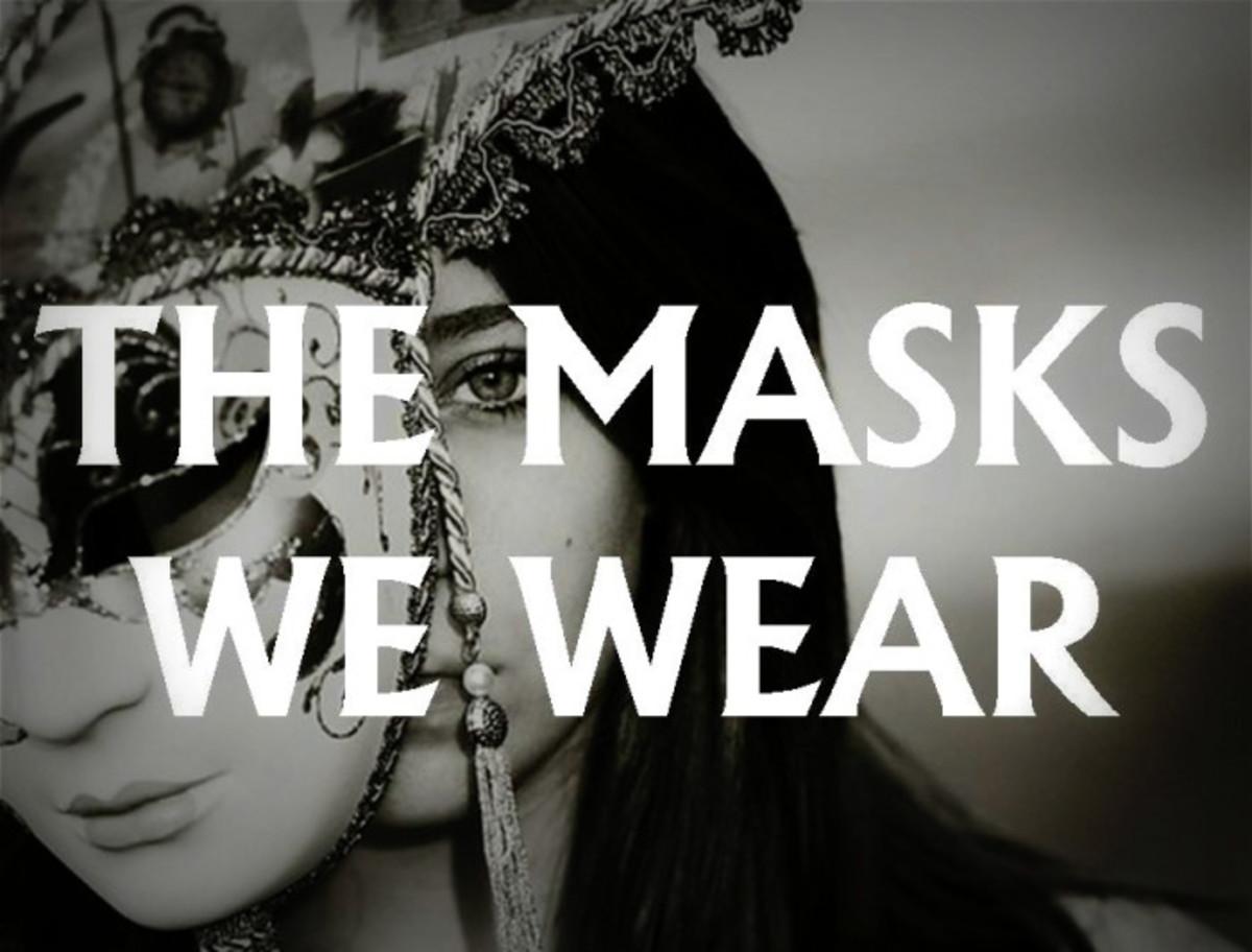 Let The Mask Slip