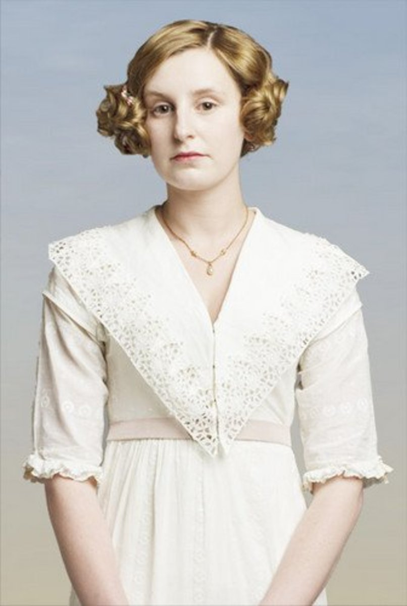 'Downton Abbey': A Look Back at Lady Edith's Most Memorable Costumes