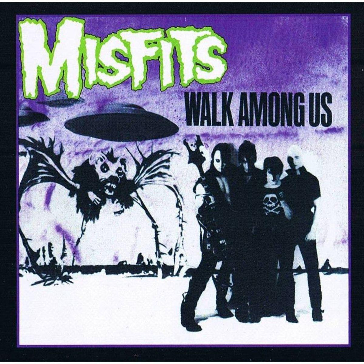 "Misfits, ""Walk Among Us"" Album Review"