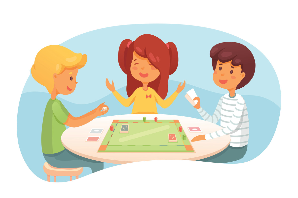 Best Board Games for 4-Year-Olds