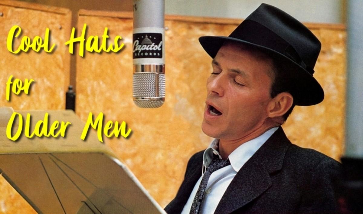 The Best Hats for Older Men