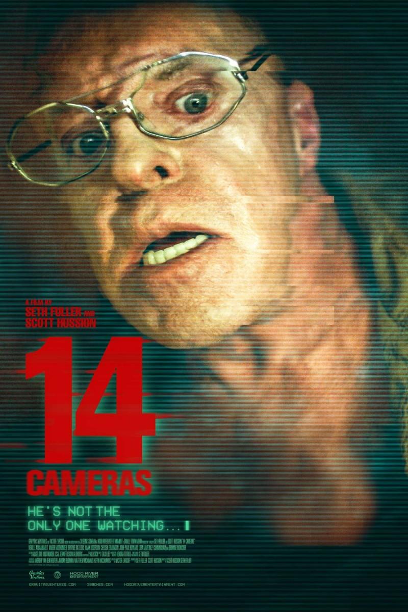 "2019 Netflix Halloween Countdown: ""14 Cameras"""
