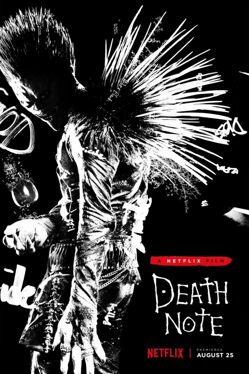 "2019 Netflix Halloween Countdown: ""Death Note"""