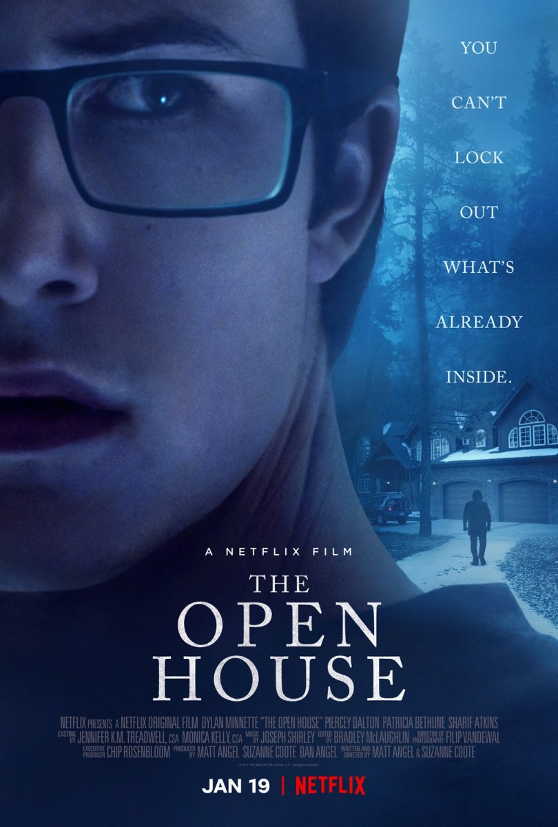 "2019 Netflix Halloween Countdown: ""The Open House"""