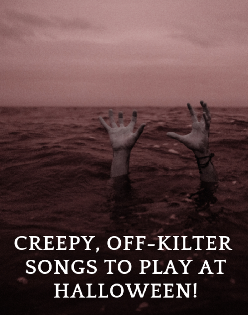 24 Creepy, Off-Kilter Songs to Play at Halloween
