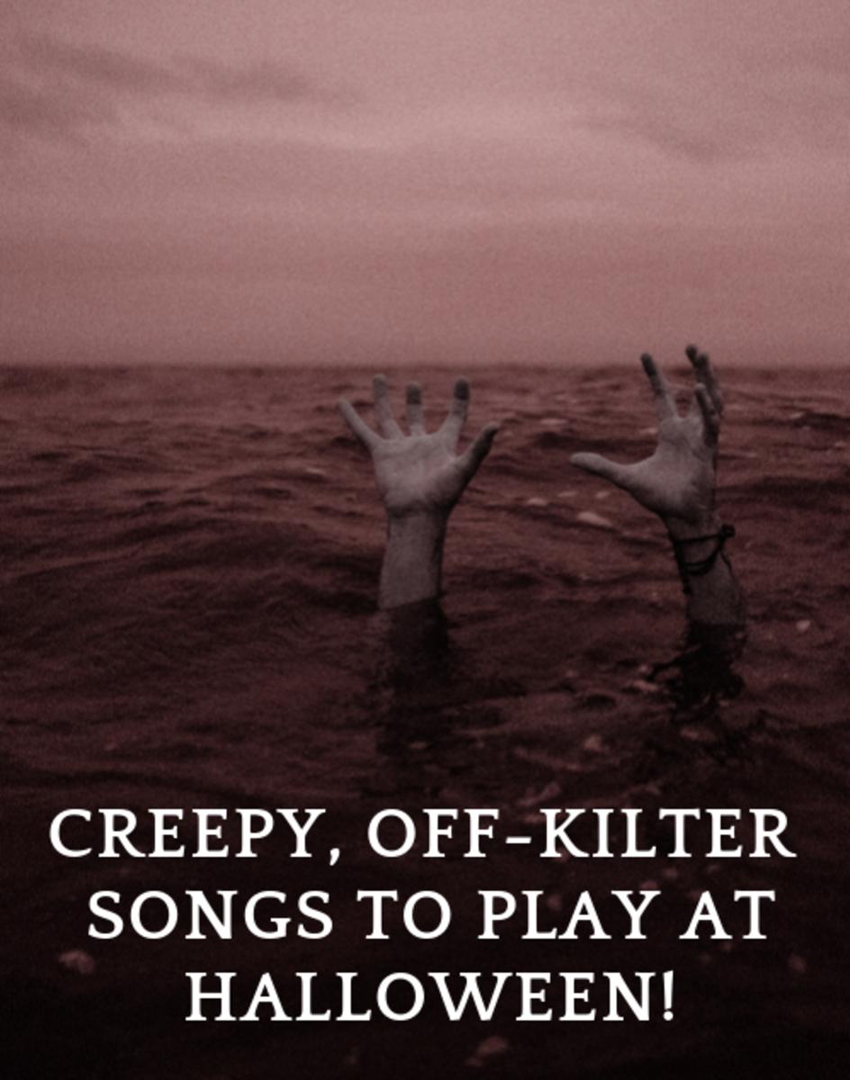 24 Creepy, Off-Kilter Songs to Play at Halloween