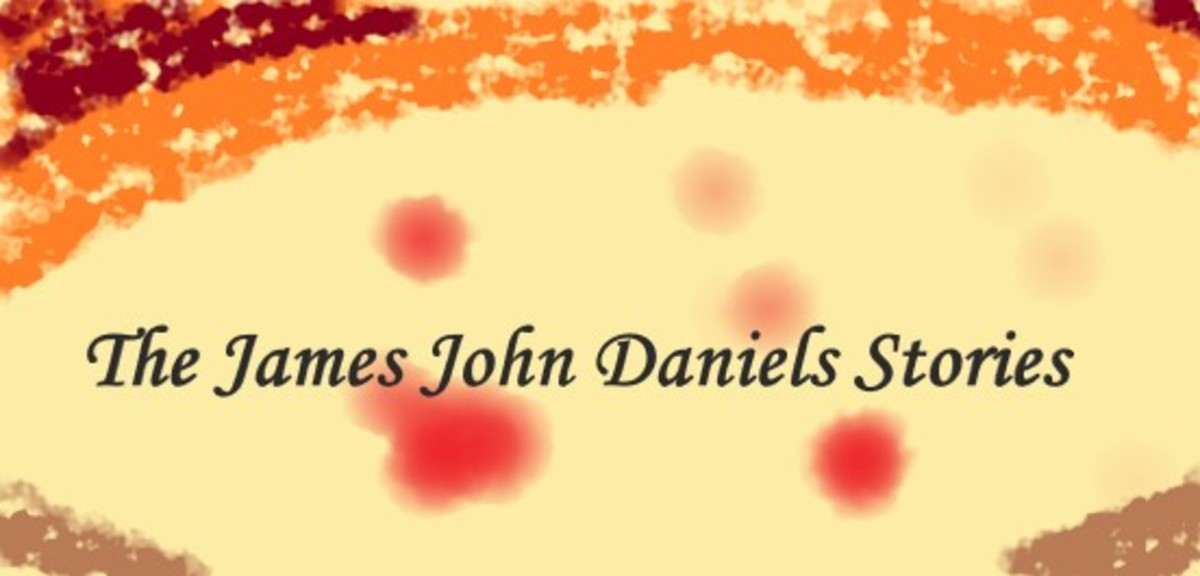 The James John Daniels Stories, Story Three: A Veritable Rug of Living Things