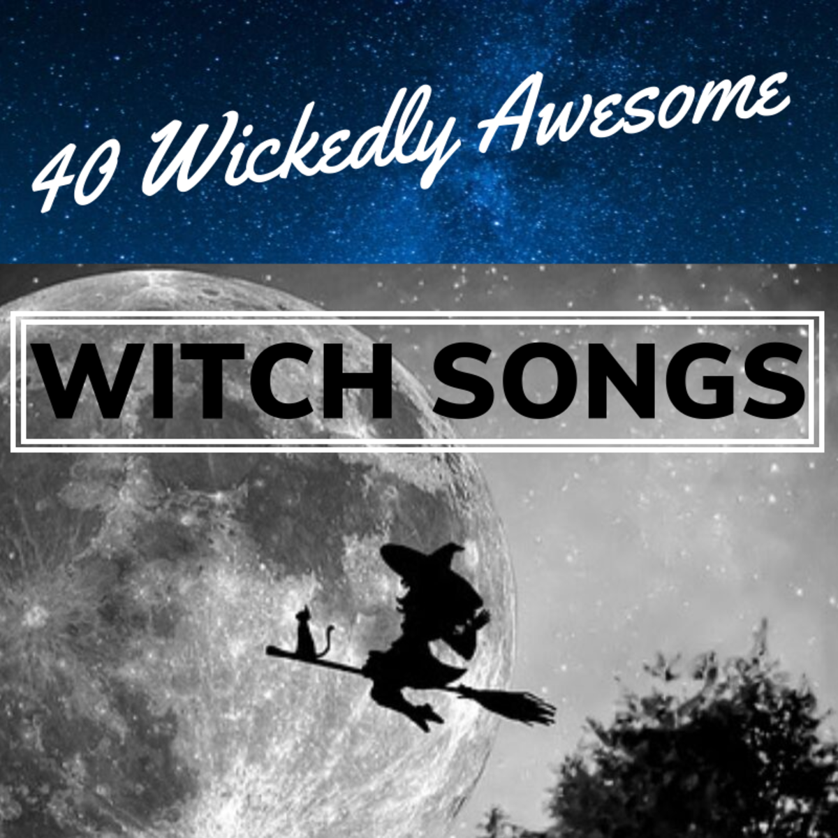 40 Wickedly Awesome Witch Songs for Fans of Black Magic