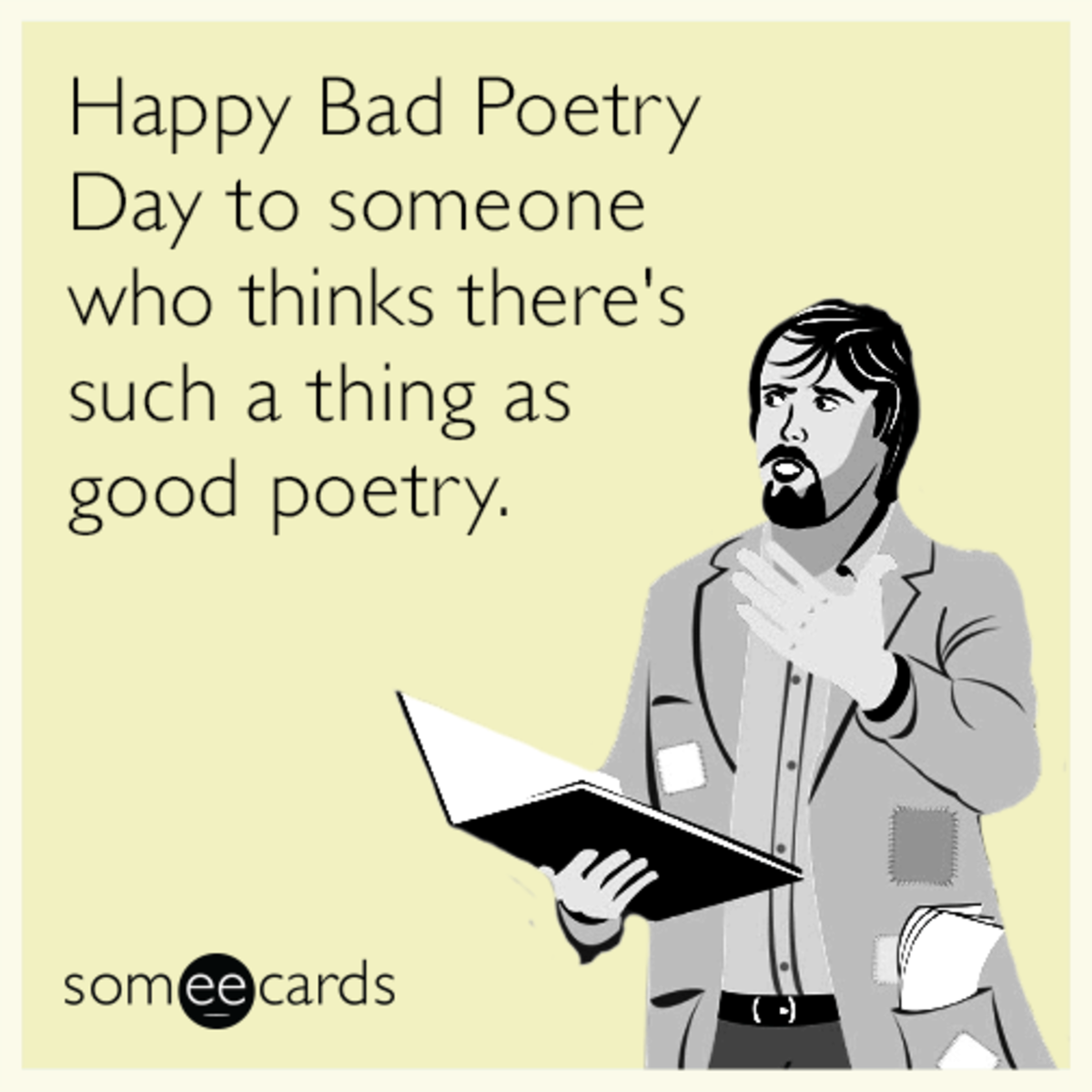 Good Or Bad Poetry Who Decides?