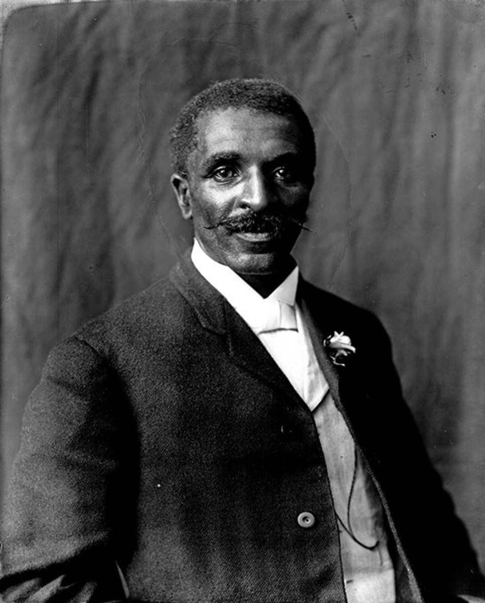 George Washington Carver: African American Agricultural Chemist and Inventor