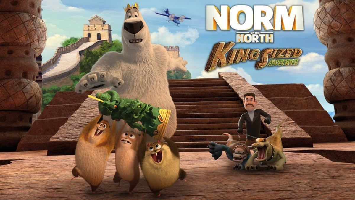 'Norm of the North: King Sized Adventure' (2019) A Sickly Movie Review