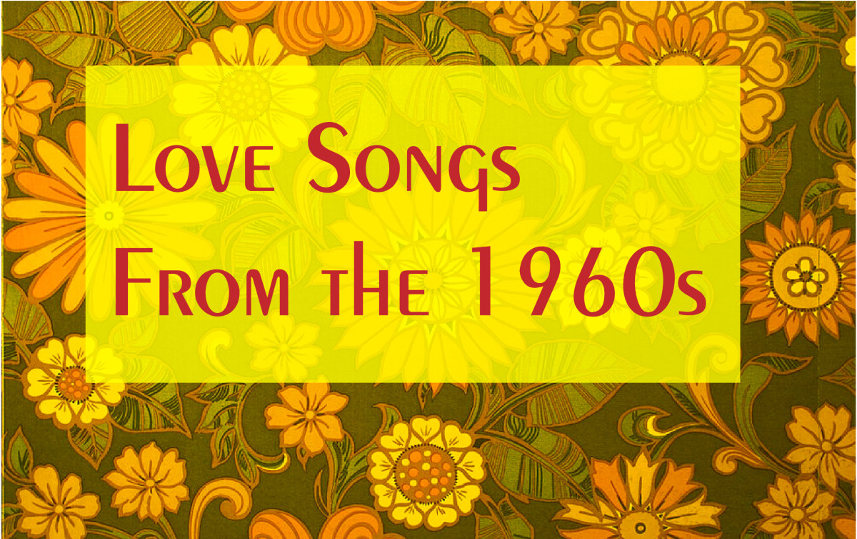 10 Best Love Songs From the '60s
