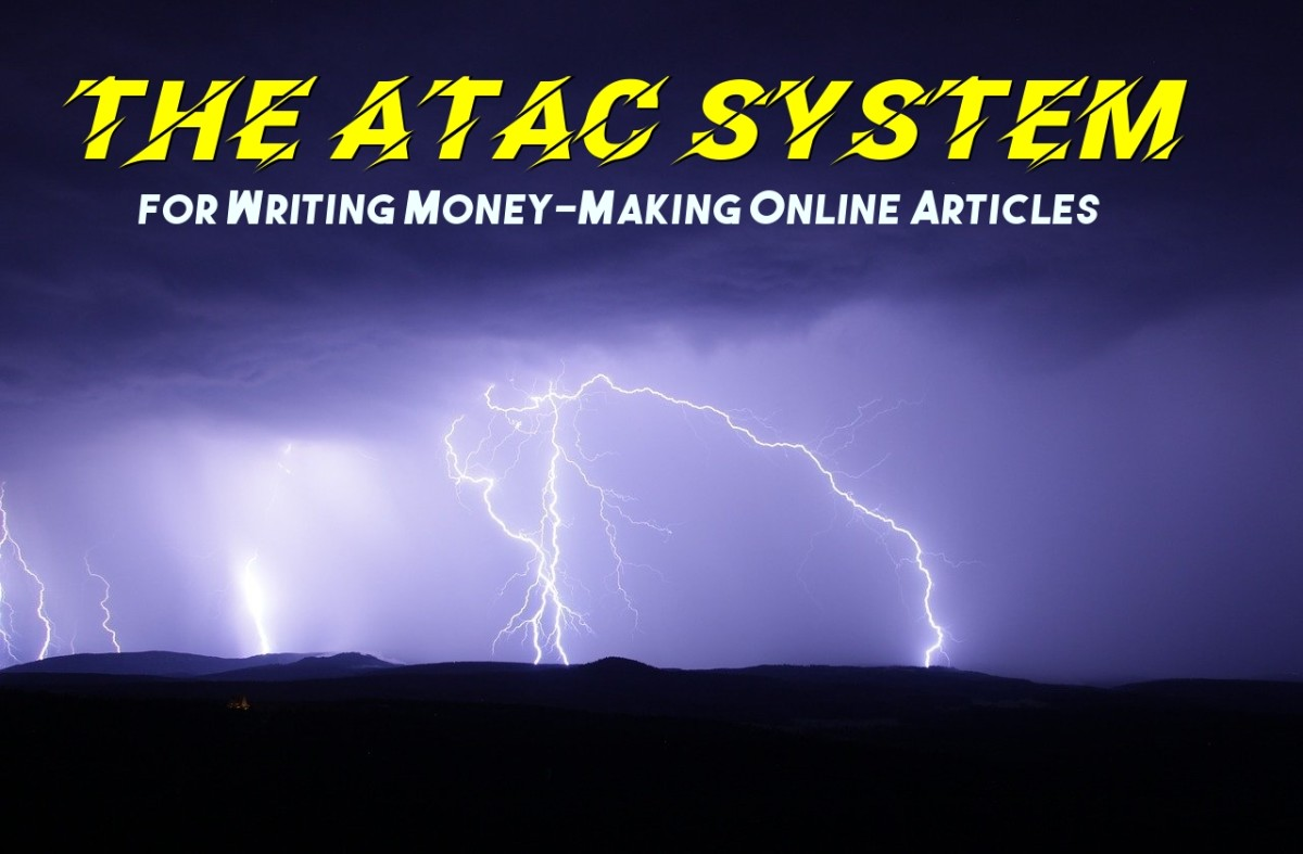Make Money Online With Hubpages: The Best System for Writing Profitable Articles