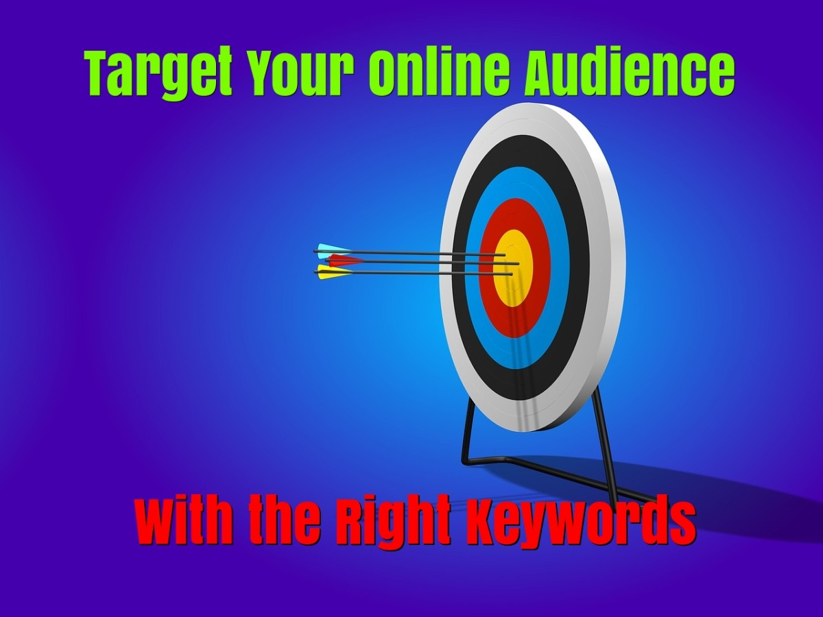 This article will help you zero in on the best keywords for your articles.