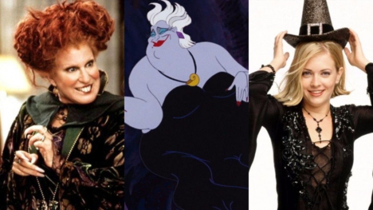 18 Greatest Witches in TV & Film