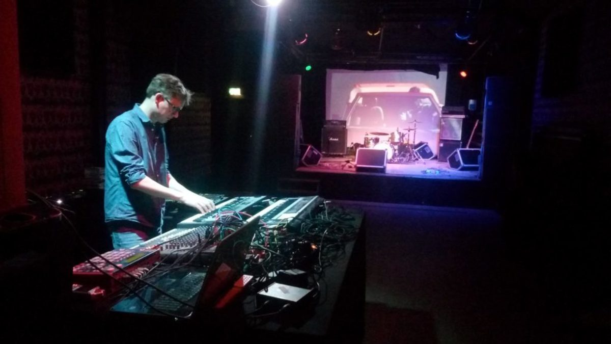 #Synthfam Interview: Hunter Complex