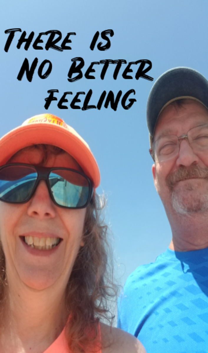 Poem: There is No Better Feeling