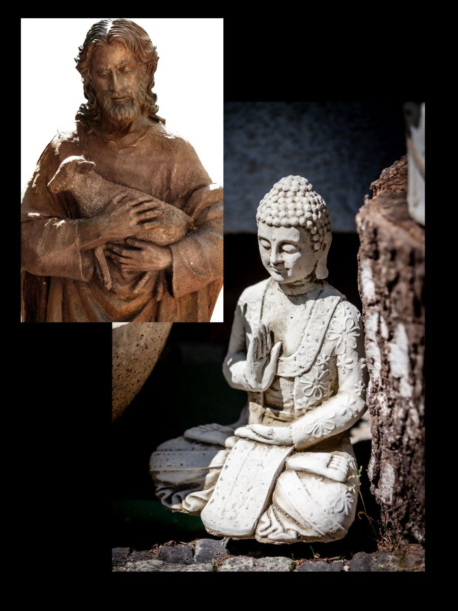 How Buddhism Helped me to See Jesus in a New Way