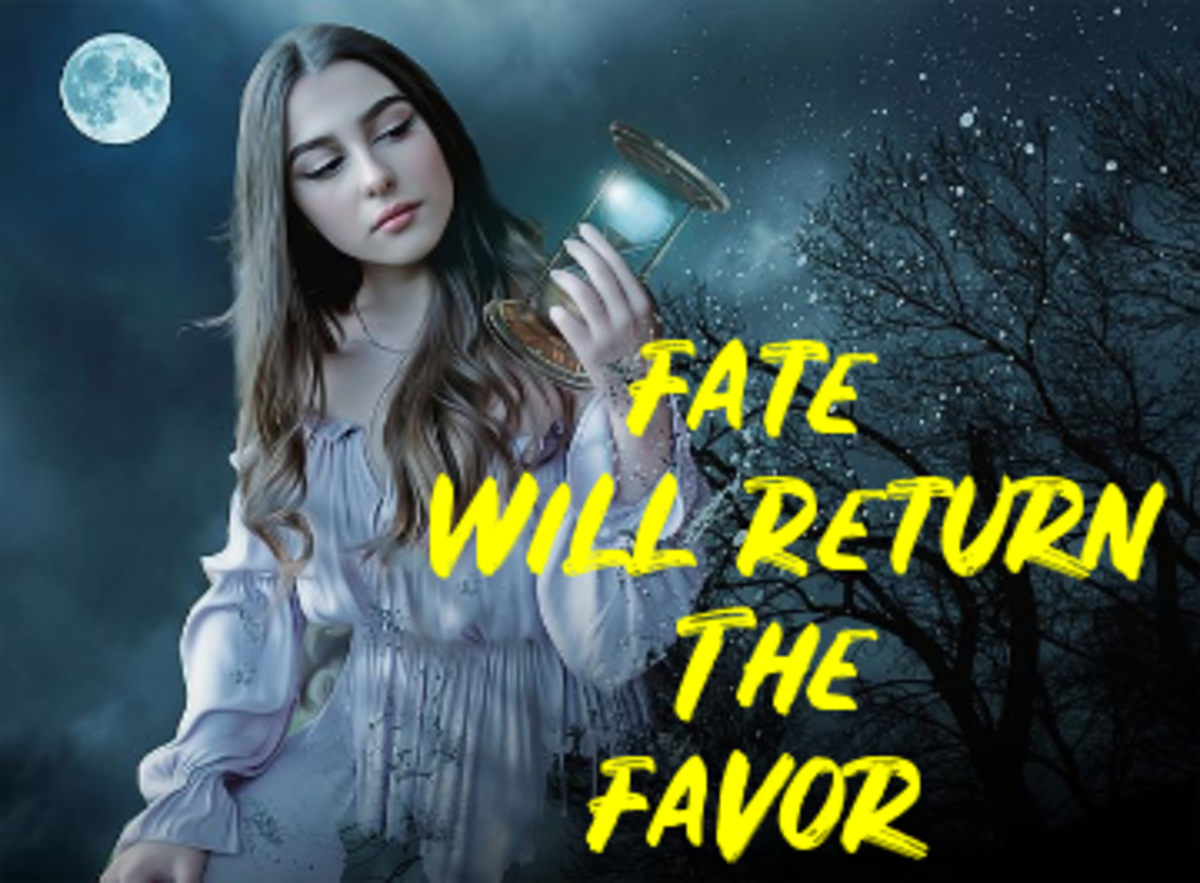 Poem: Fate Will Return the Favor