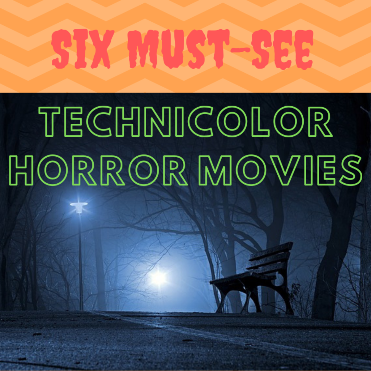 Six Must-See Technicolor Horror Movies