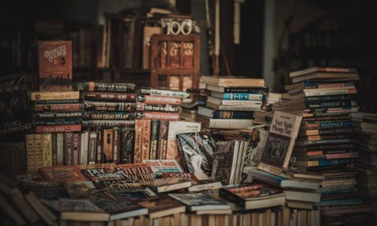 Book Worms : The Last of A Dying Breed