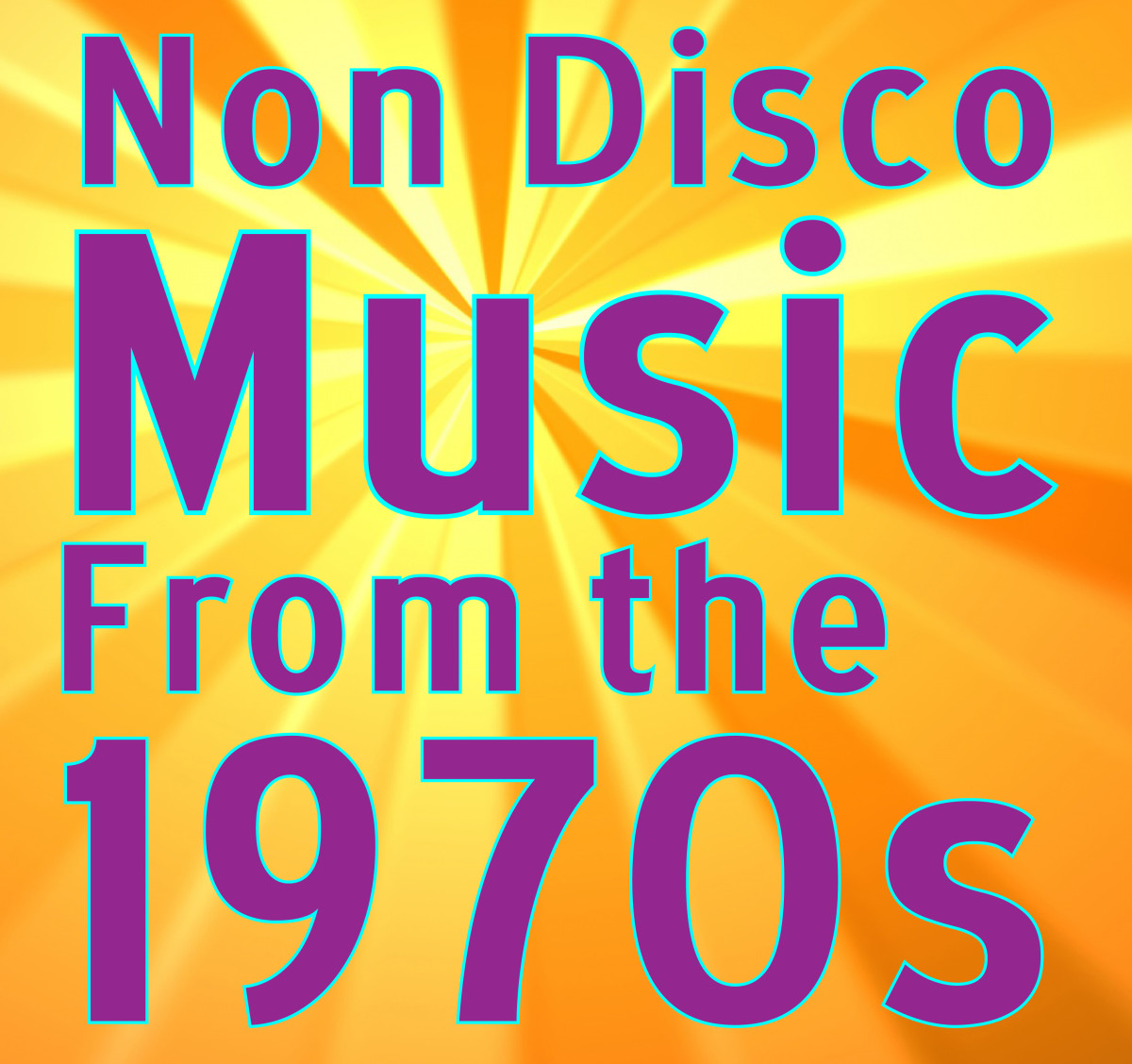 Non-Disco Music From the 1970s