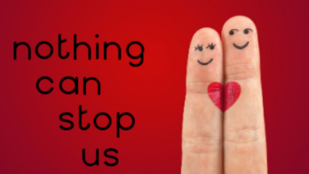 Poem: Nothing Can Stop Us