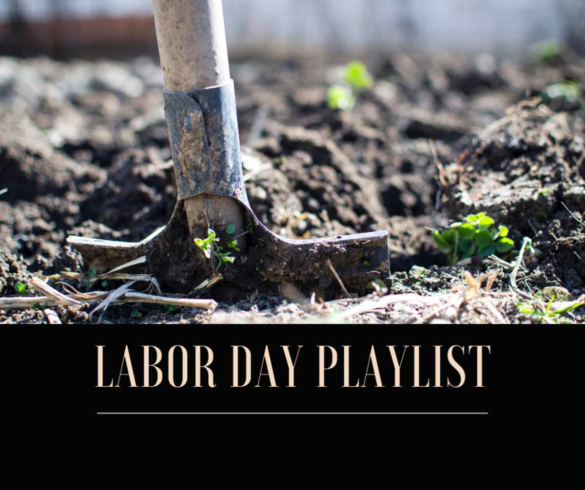 Listen to this labor day playlist!