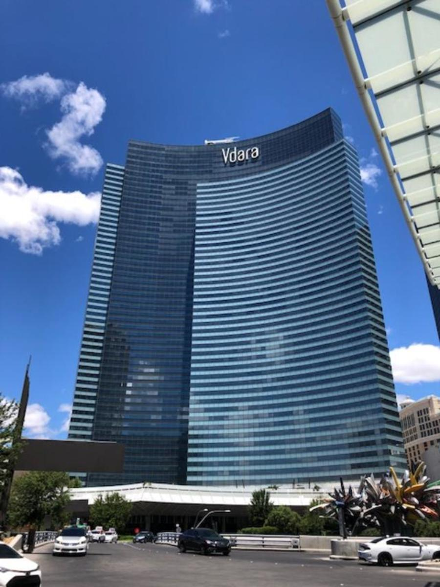 An Honest Review of the Vdara Hotel & Spa in Las Vegas
