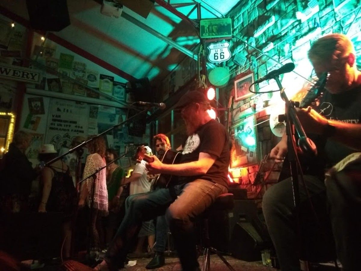 Perpetual Groove Acoustic Show at Dunedin Brewery