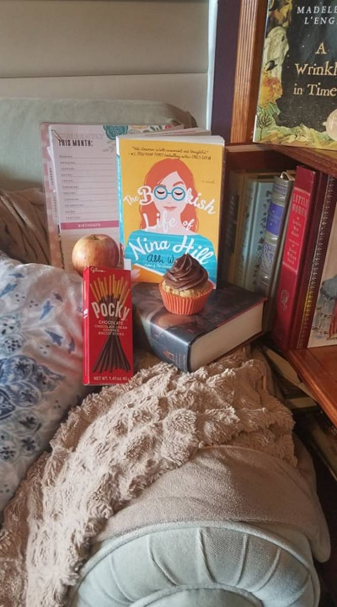 The Bookish Life of Nina Hill Book Discussion and Recipe