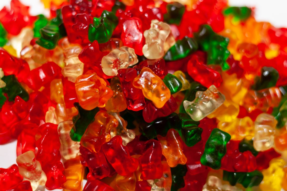 How a Gummy Bear Can Light Up My Life