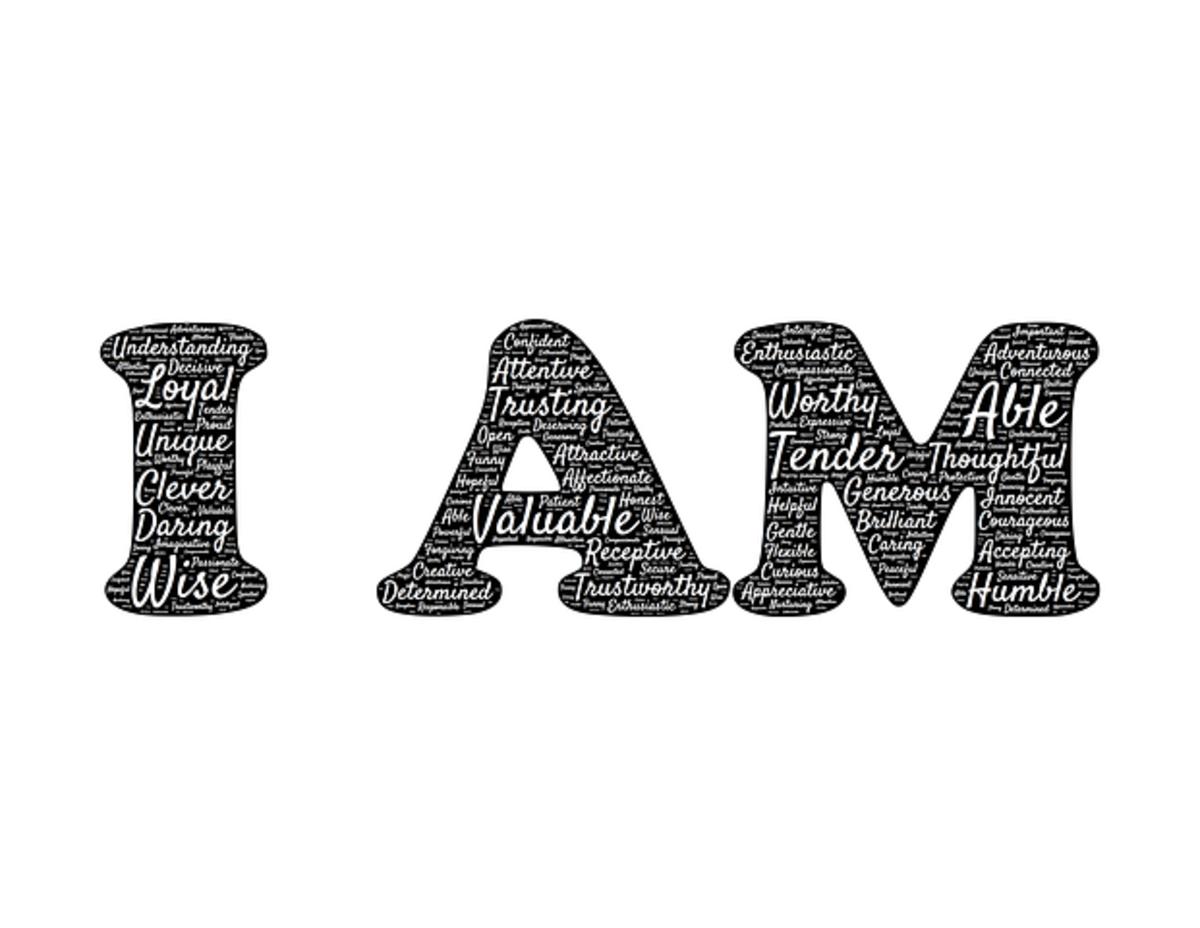Poem: I Am Me